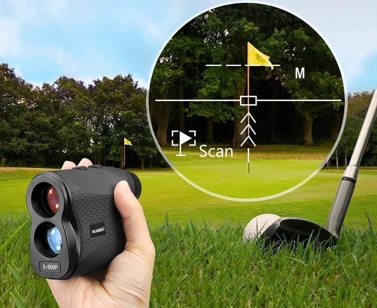 How To Use A Golf/Hunting Rangefinder ? | Full Guide