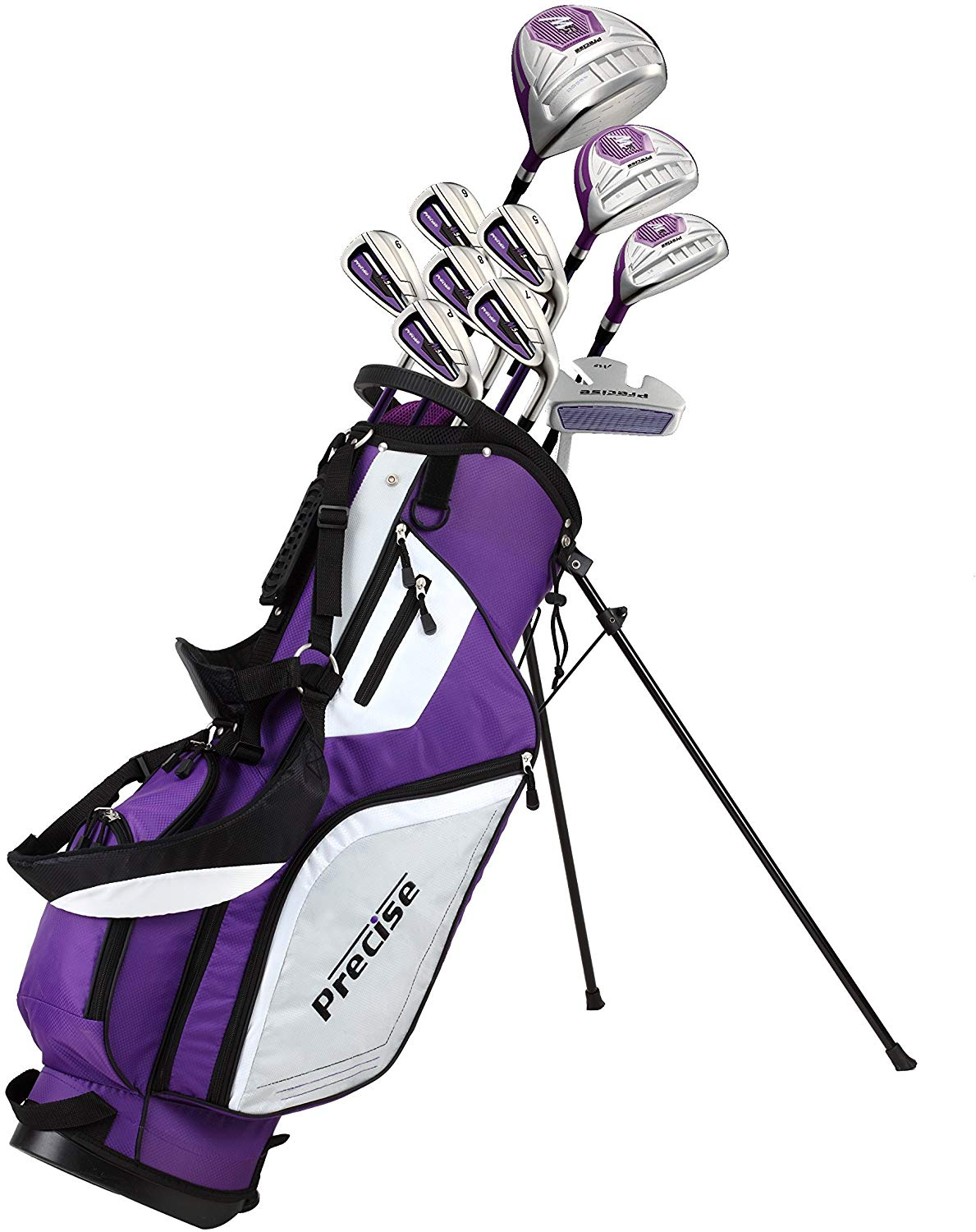 PreciseGolf Co. M5 Women's Complete Golf Club Set