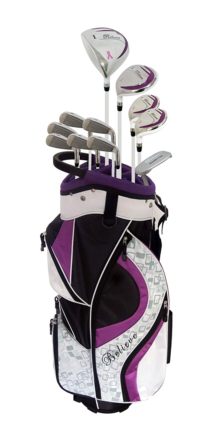 Believe Founders Club Women's Golf Set