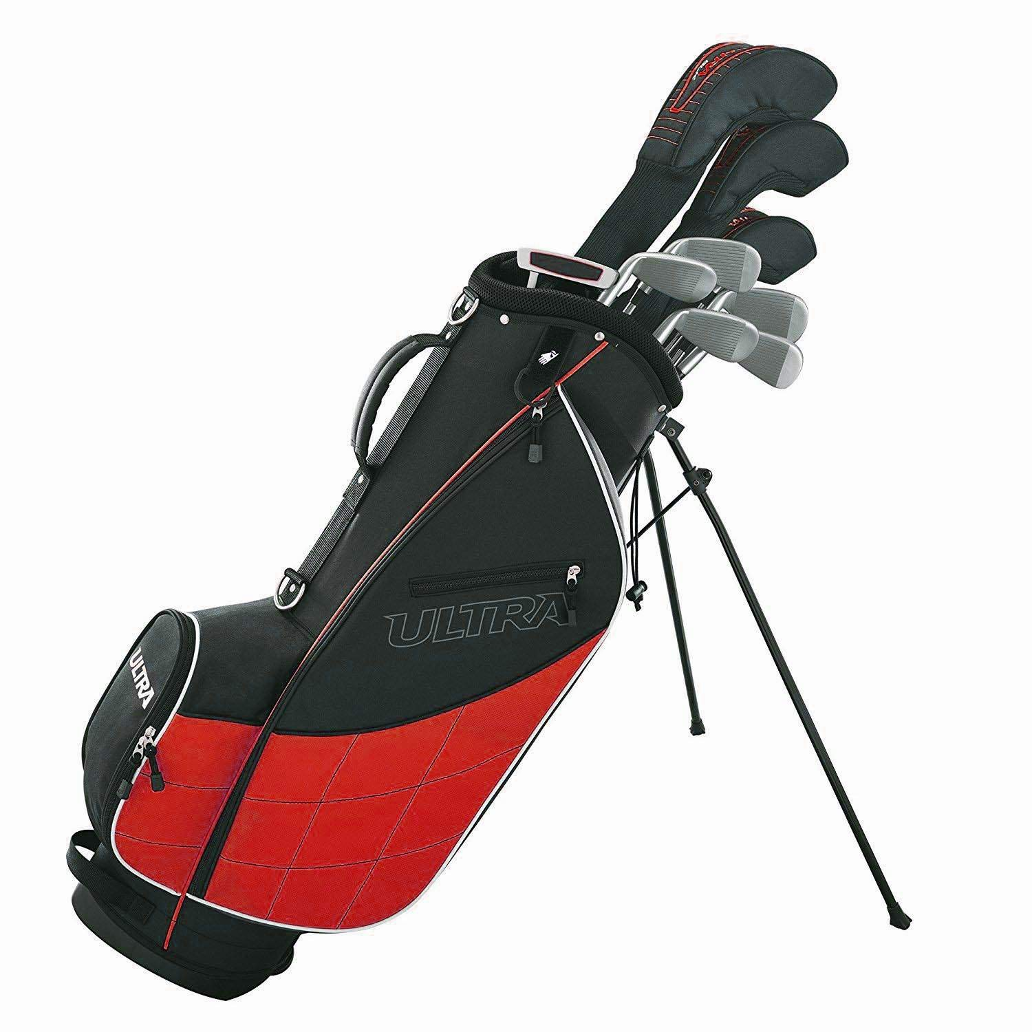 Wilson Golf Ultra Men's 9-Club Set