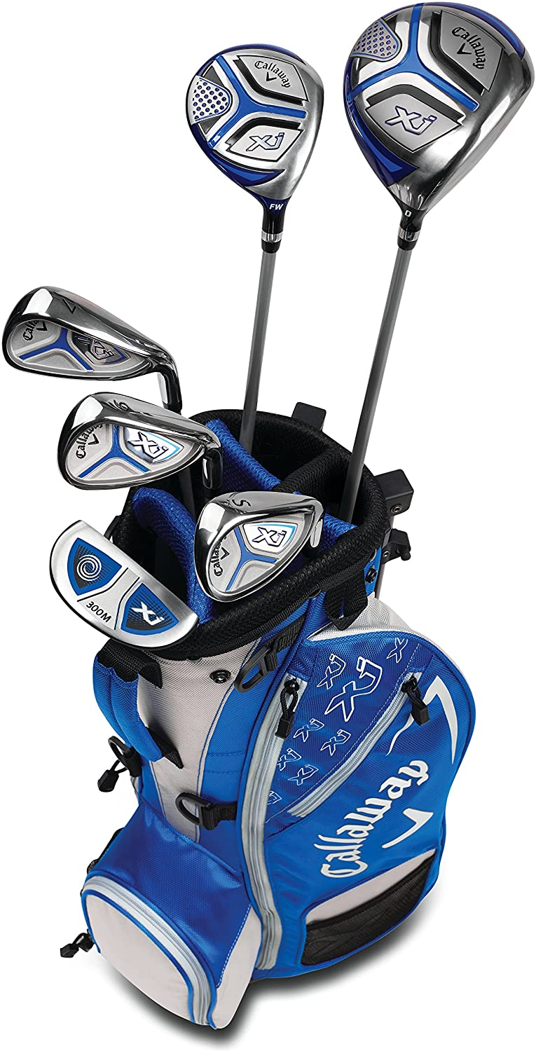 Callaway Golf XJ Junior Golf Set