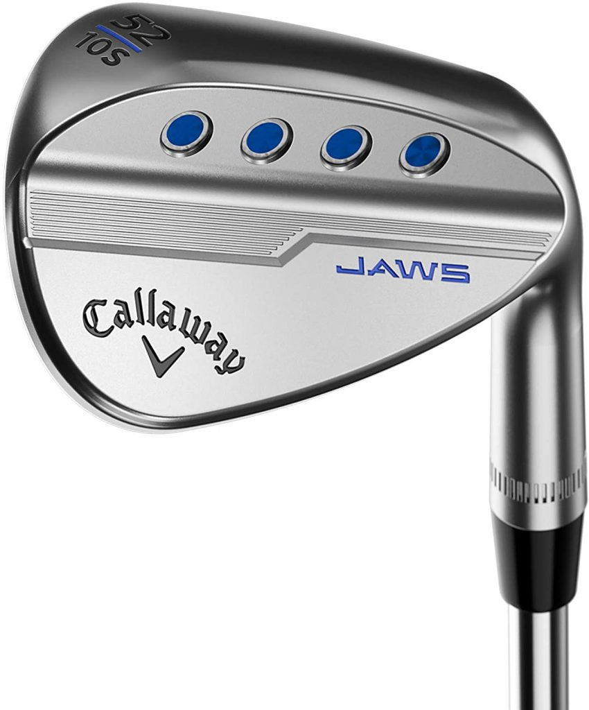 Callaway Mack Daddy 5 Jaws Wedge