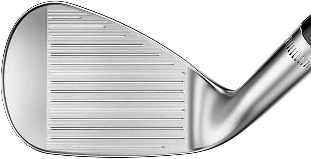 Callaway Mack Daddy 5 Jaws Sole